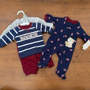 Carter's Sports Themed Clothing Bundle